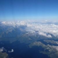 アルプス山脈 - 岡田光世