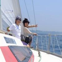 そうだヨットに乗ろう - 岡田光世
